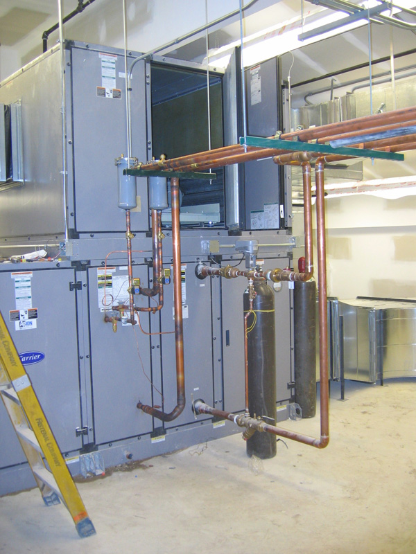 Experienced Technicians To Install And Troubleshoot Any Problem You May Have With Your HVAC System ABC Piping Co Has Worked On Various Projects